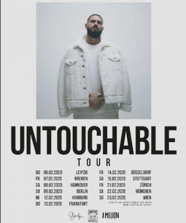Shindy Untouchable Saal 12 02 2020